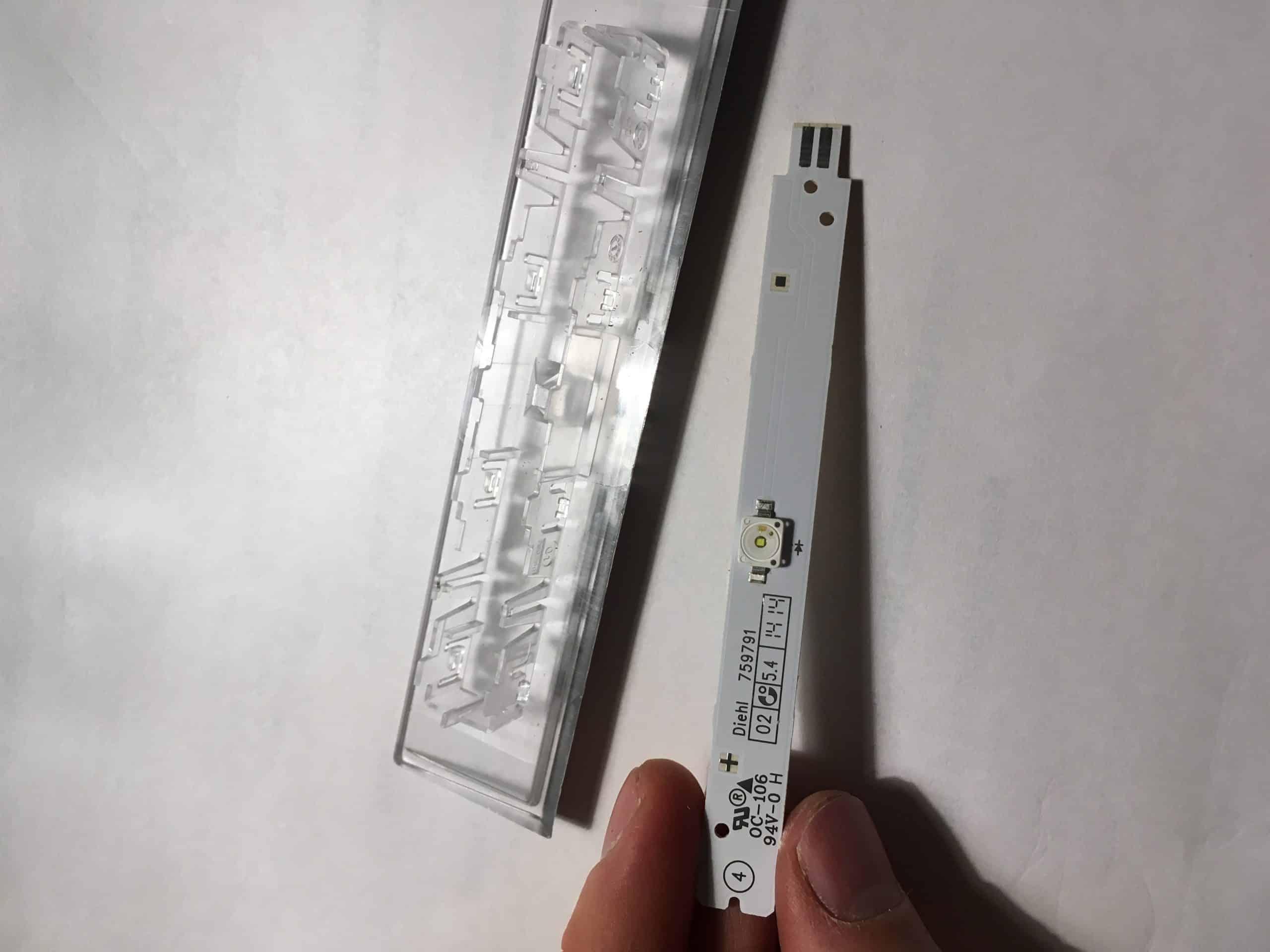 Bosch LED Kühlschrank